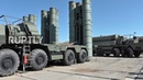 Russia S 400 anti aircraft missile divisions deployed in Crimea