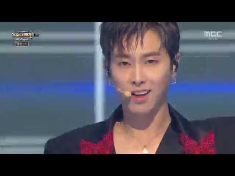 [HD] 2018 MBC 가요대제전 동방신기 | 181231 MBC Gayo Daejun TVXQ DBSK-IntroMiroticThe Chance of LoveTruth