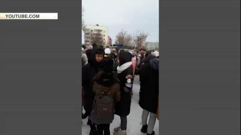 На Сахалине эвакуировали школы после массовых сообщений о минировании