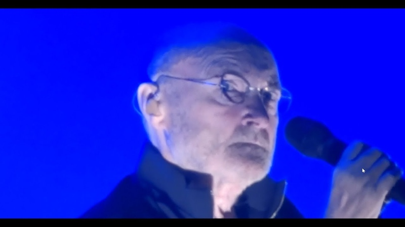 Phil COLLINS (In The Air Tonight) LYON (FR) 2019