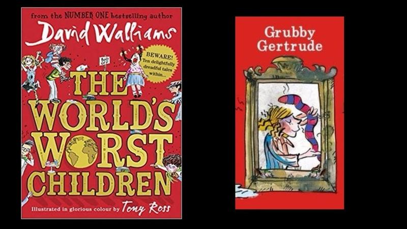 David Walliams - The World's Worst Children - Grubby Gertrude