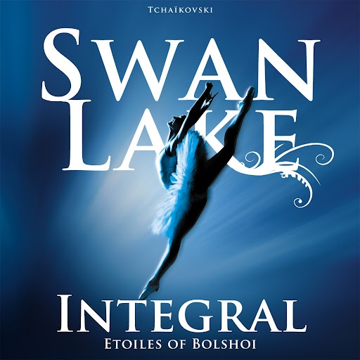 Пётр Ильич Чайковский альбом Swan Lake: Integral