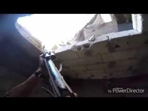 Syria._война_в_сирии_Go_Pro_HD