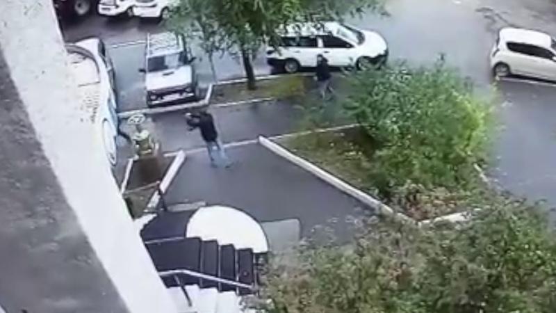 В Забайкалье разыскивают обстрелявшего полицейских мужчину