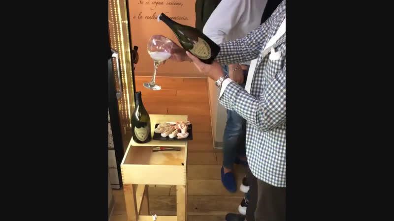 Perfect 🍾👌🏼🥂 . . . barprofi domperignon champagne