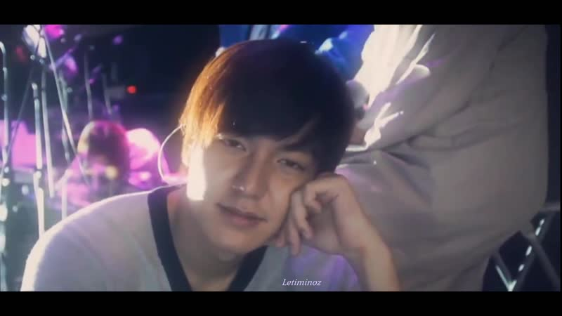 Lee Min Ho *Relax time