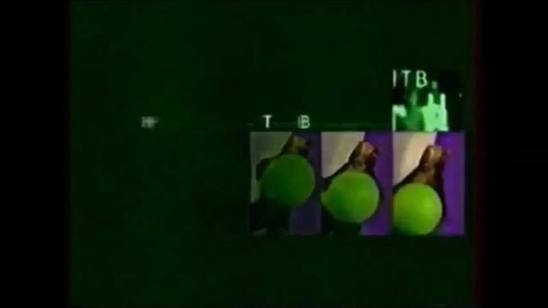 Рекламные заставки НТВ 1997 1998