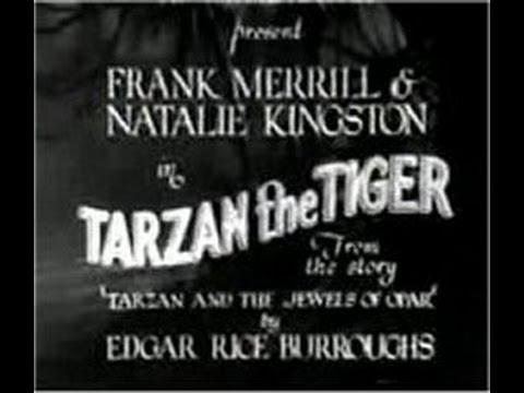 Tarzan the Tiger Chapter 1