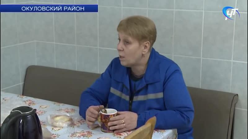 В Окуловке сократят одну из трех бригад скорой помощи