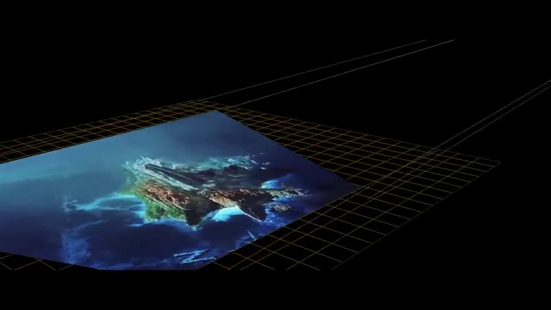 Camera projection _ camera mapping _ 2.5D – the number 1 VFX technique