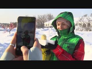 Дубак-челлендж идругие зимние флешмобы
