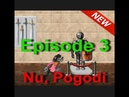 Nu,Pogodi ! Well,Hare,wait ! 2017 In English new series of cartoon game Pursuit episode 3