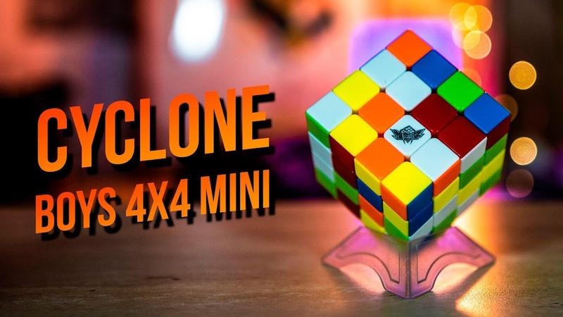 Лучший бюджетный кубик Рубика 4х4. Cyclone Boys 4x4. Какой кубик Рубика 4х4 купить