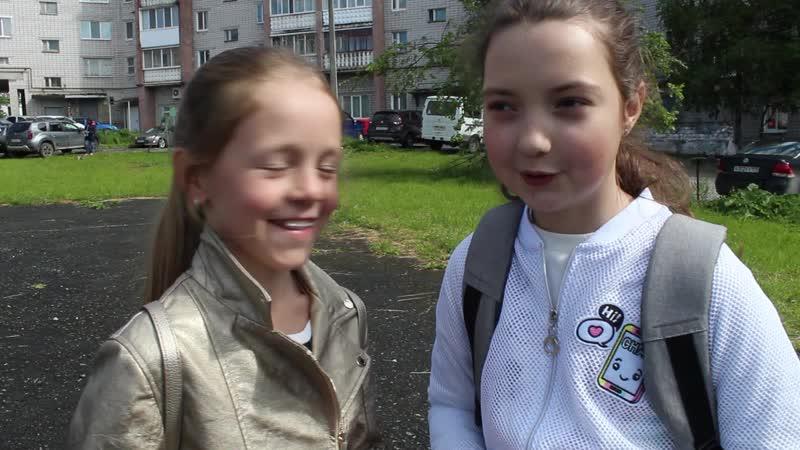 День 1 видео 5 Виктория Осипова и Дарья Баранова о себе
