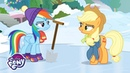 MLP: Friendship is Magic - Best Gift Ever! 🎁 'Triple Pony Dare Ya 😏' Official Short