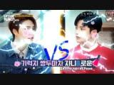 [РУС.САБ][SF9] NCT Johnny vs SF9 Rowoon @ Lipstick Prince 2 ep.1 cut