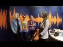 LOVIКОШКА на открытии студии Классного Радио 1