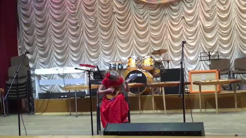 Концерт в Слуцкой детской школе искусств