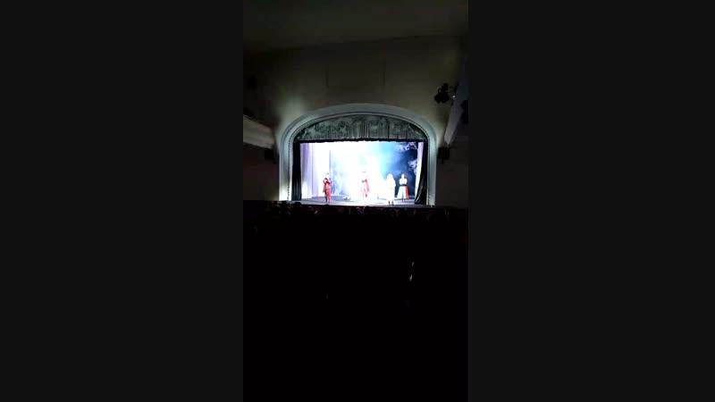 спектакль ...кай и Герда..кдц первомайский 25.12.2018