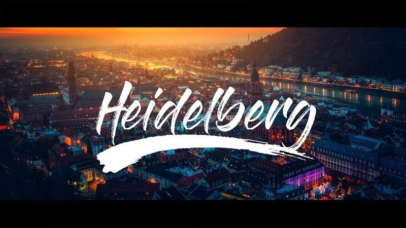 HEIDELBERG   CINEMATIC SHORT FILM 2017 [4K]   DJI PHANTOM 4