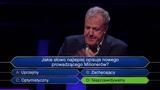 Who Wants to Be a Millionaire z Jeremym Clarksonem w BBC Brit
