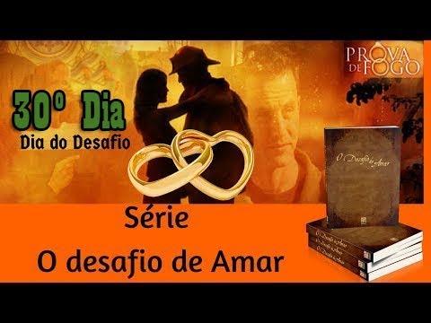 ♥♪♫♥O DESAFIO DE AMAR ♥ 30º DIA - O AMOR TRAZ UNIDADE ♥♫♪♥ MINUTO COM DEUS Tv 2019 ♥♫♪♥ 2020 ♥♫