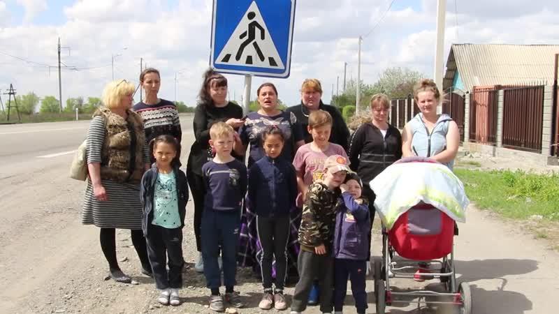 Жители Карабулака требуют установки регулируемого светофора в районе Мелькомбина