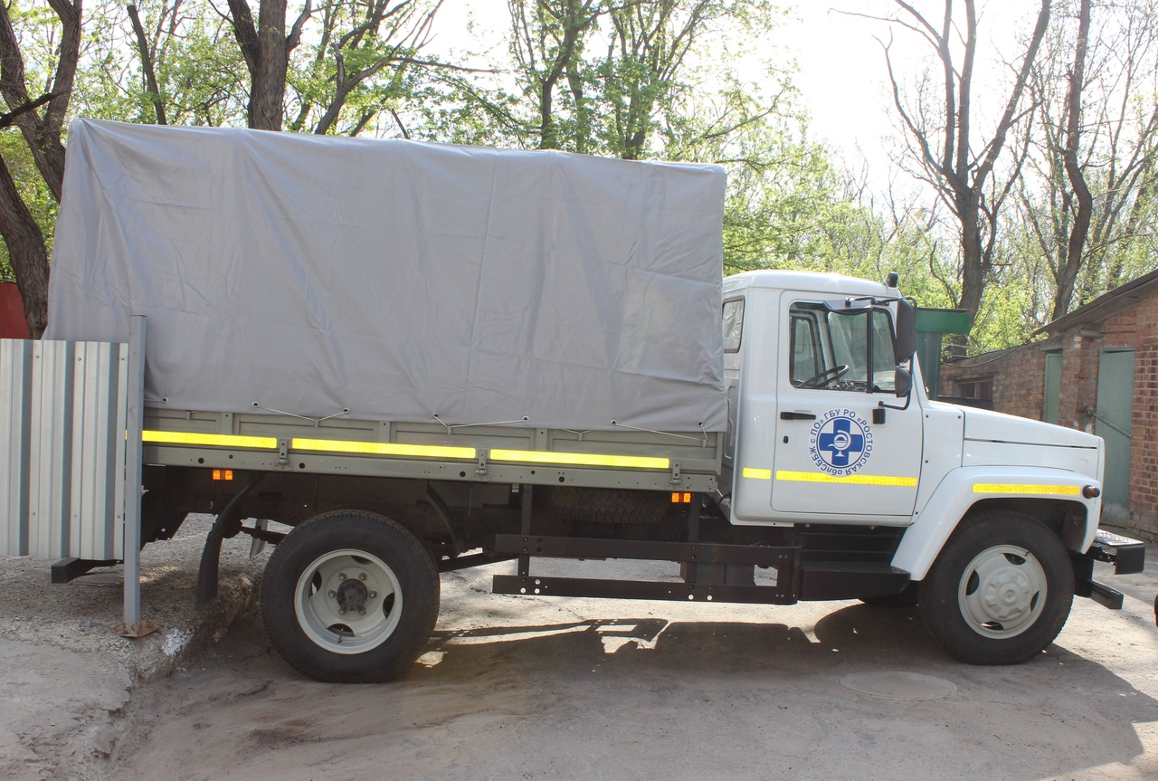 Донская Ветеринарная служба обновляет автопарк