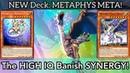 NEW METAPHYS META! INSANE Banish Synergy [Yu-Gi-Oh! Duel Links]