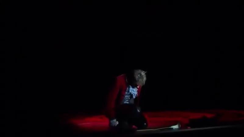 Mozart Opéra Rock - Je dors sur des roses - Bercy 08 Juillet 2011