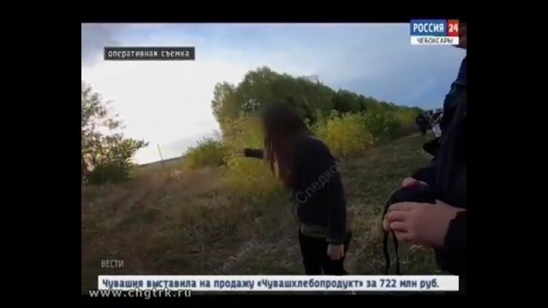 В Вурнарском районе заключен под стражу сельчанин подозреваемый в покушении на убийство несовершеннолетней
