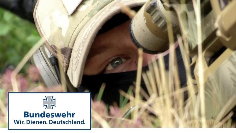 Scharfschützen des Kommandos Spezialkräfte KSK Präzision unter Hochdruck Bundeswehr