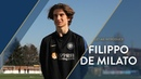 LET ME INTRODUCE FILIPPO DE MILATO! | INTER UNDER 16