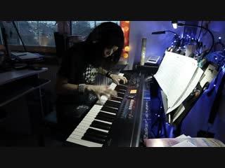 Muse - New Born (vkgoeswild piano cover)