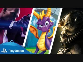Новости этой недели на PlayStation | 12 ноября