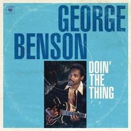 George Benson альбом Doin' The Thing