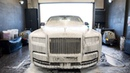 Is This The BIGGEST Car We've Ever Protected Brand New Rolls Royce Phantom VIII