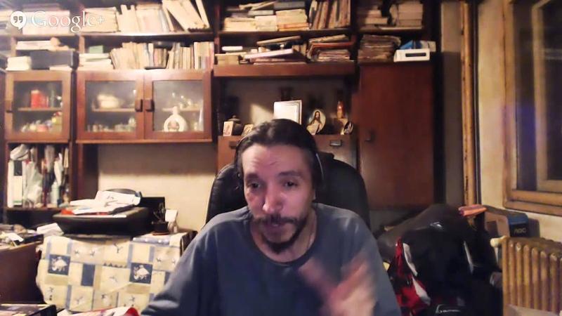 Hangout: Astrologia Religião - Luiz Gonzaga e Tales de Carvalho