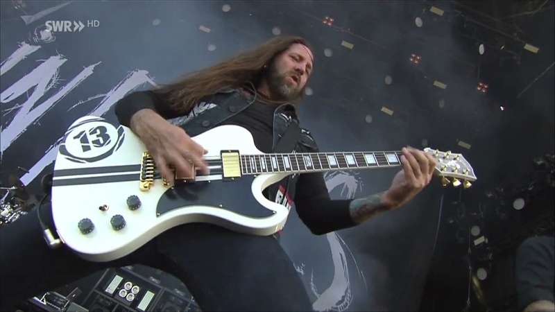 In Flames - Live at Rock Am Ring 2015
