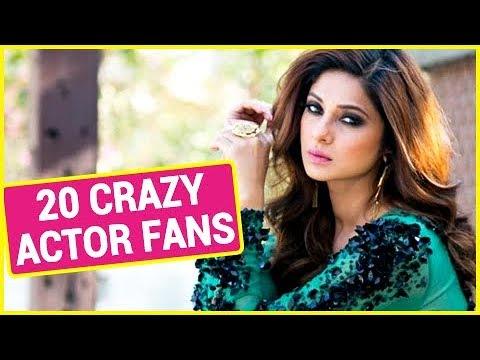 Jennifer Winget And Her 20 Crazy Actors Fan | Rithvik Dhanjani | Nia Sharma | Surbhi Chandna