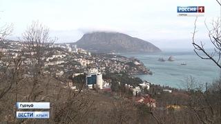 ВестиКрым.рф// Крым становится меньше: море съедает береговую линию