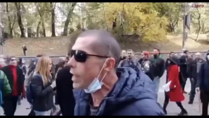 «Коноплянный марш» в Киеве. Свойство целебных трав...