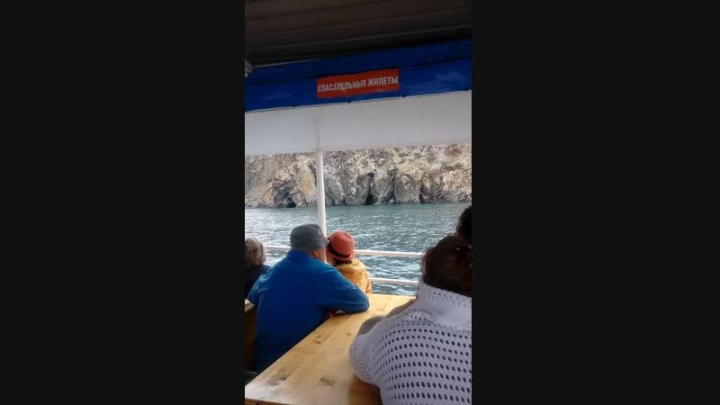 черное море белый теплоход