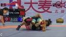 Repechage WW 53 kg H CHIU TPE v Q PANG CHN