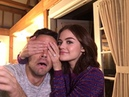 Lucy Hale Ian Harding | Facebook Live QA Spoilers (Ezria)