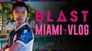 Vlogging From Miami! | Team Liquid CSGO at Blast Pro Series feat Naf, Stewie, Twistzz, Nitr0 Elige