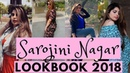 Sarojini Nagar Lookbook/Try on Haul 2018 EXTRA ASF