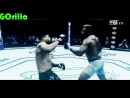 Alistar Overeem vs Francis Ngannou by GOrilla