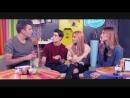 Giovanna Reynaud y Lino Di Nuzzo hablando sobre el final de Soy Luna 3