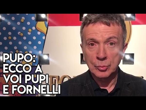 Pupo: Con Pupi e Fornelli su TV8 mi rimetto in gioco come conduttore